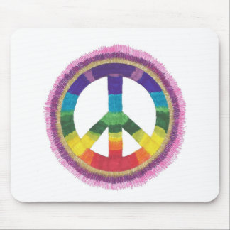 Peace (mouse) Pad Mouse Pad