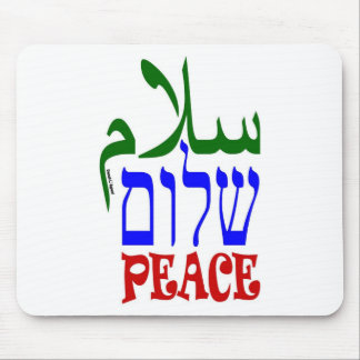 Peace Mouse Pads