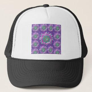 Peace n Joy: Holy Purple Star Constellation Trucker Hat