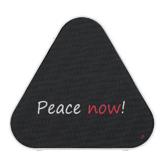 Peace now1!Pieladium Speaker