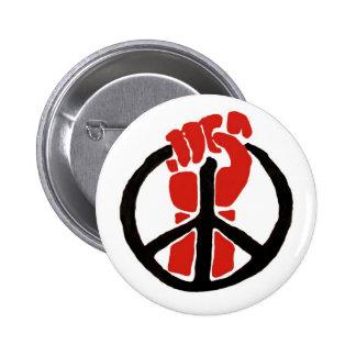Peace Now! Button