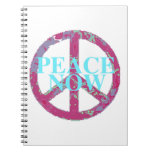 Peace Now Notebooks