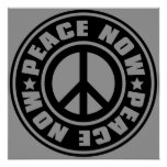 PEACE_NOW POSTER