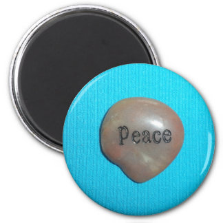 Peace Nugget Magnet