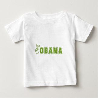 PEACE-OBAMA BABY T-Shirt