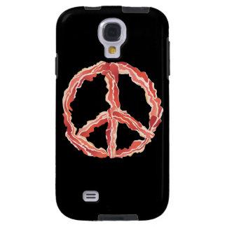 Peace of Bacon Galaxy S4 Case