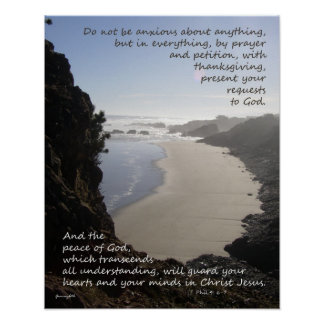 Peace of God Poster