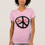 Peace of Hearts T-shirts