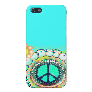 PEACE OF LIFE iPhone 5/5S COVER