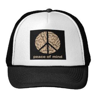Peace of Mind Trucker Hat