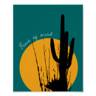 """Peace of Mind"" in the Desert 