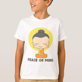 Peace of Mind Zen Budda T-Shirt