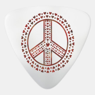 Peace Of My Heart Guitar Pick