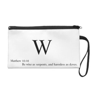 Peace Of the Wise Wristlets
