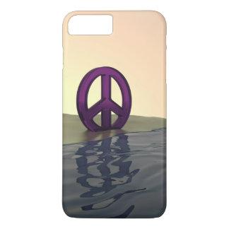Peace on a Beach iPhone 8 Plus/7 Plus Case