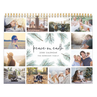 Peace on Earth | 2018 Photo Calendar