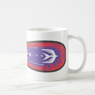 Peace on Earth And Throughout Space mug