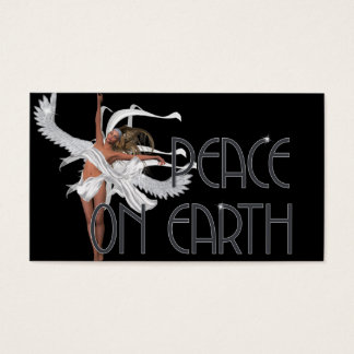 Peace on Earth Angel 1 - Fantasy Gift Tags