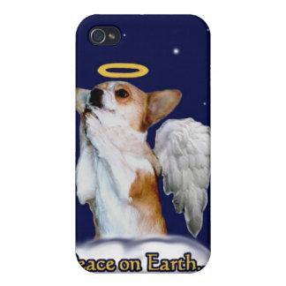 Peace on Earth Angel Dott iPhone 4 Speck Case