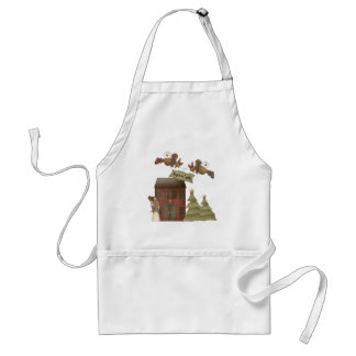 Peace On Earth Angels Apron