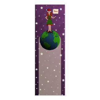 Peace on Earth Business Card