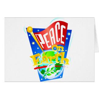 peace on earth cards