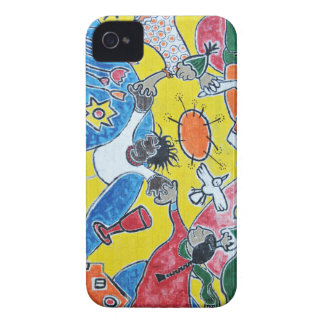 Peace on Earth iPhone 4 Case-Mate Cases