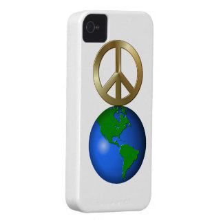 Peace on Earth iPhone 4 Covers