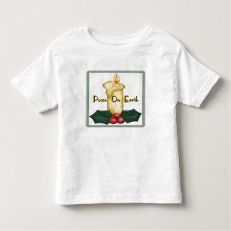 Peace On Earth Children's Shirt
