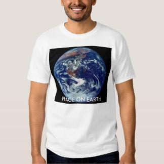PEACE ON EARTH - Customized Shirt