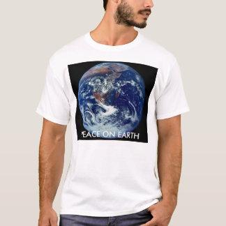 PEACE ON EARTH - Customized T-Shirt
