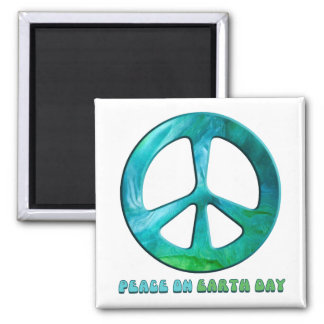 Peace On Earth Day Refrigerator Magnets