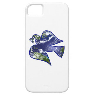 Peace on Earth Dove iPhone 5 Cover