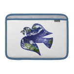 Peace on Earth Dove Sleeve For MacBook Air