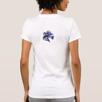 Peace on Earth Dove Tshirts