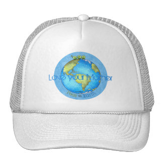 Peace on Earth - Earth day Hat