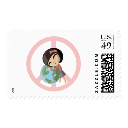 """""""Peace on Earth"""" Emily Postage"""