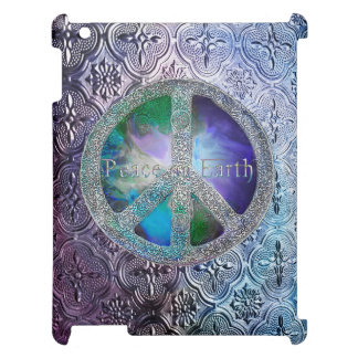 Peace on Earth For Eternity Case For The iPad 2 3 4