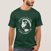 Peace on Earth (French) T-Shirt