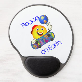 Peace on Earth Gel Mouse Pad
