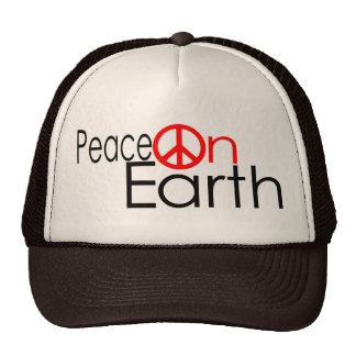 Peace on Earth - Hat
