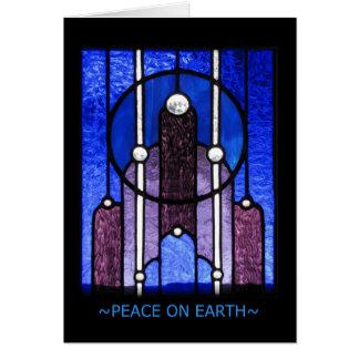 Peace on Earth - Holiday Card