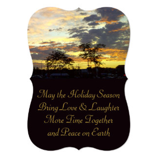 Peace on Earth Holiday Season Card by RoseWrites