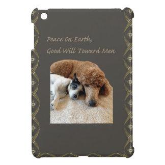 PEACE ON EARTH iPad MINI COVERS