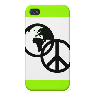 Peace on Earth iPhone 4/4S Case