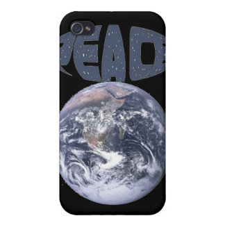 Peace On Earth Cover For iPhone 4