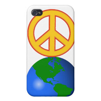 Peace On Earth iPhone 4/4S Cover