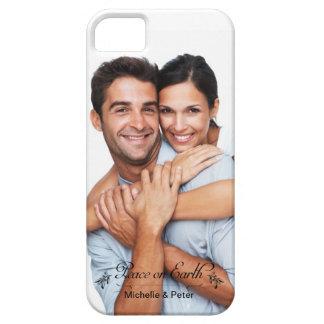 Peace on Earth iPhone SE/5/5s Case