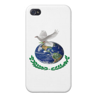 Peace on Earth items Cases For iPhone 4