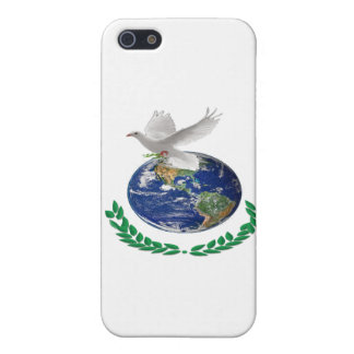 Peace on Earth items Cover For iPhone SE/5/5s
